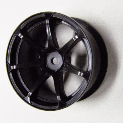 DW-1225BK  AVS model T7 wheel offset5 black