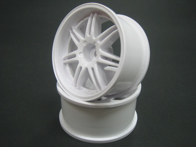 DW-829WH   GNOSIS GS5 wheel offset9 white