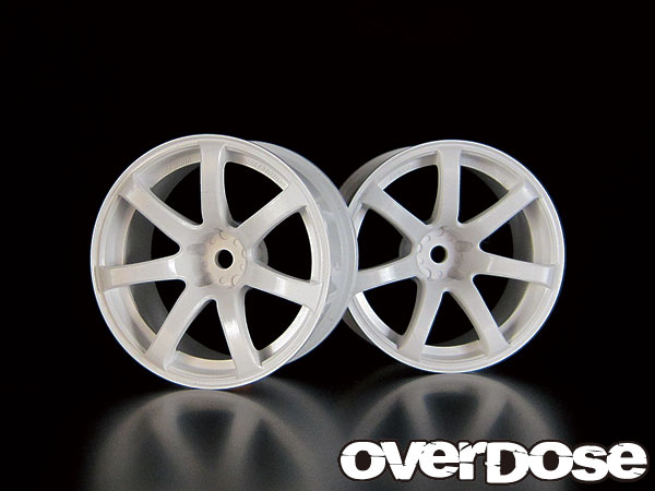 OVERDOSE OD1190 WORK EMOTION XT7 (White/OFF+7)