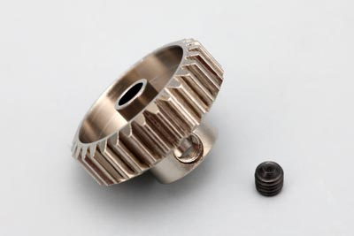 19T Hard Precision Pinion Gear (48P*Light Weight)