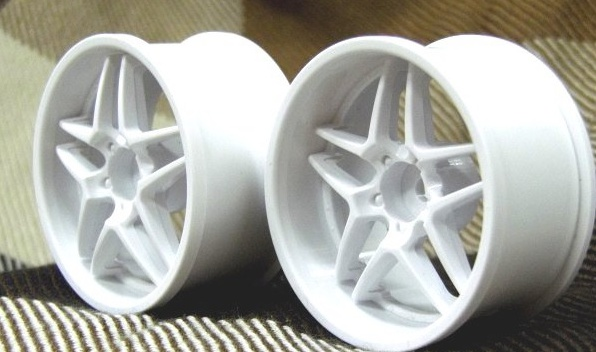 BRW-030WH  BLITZ BRW03 WHEEL OFFSET3 WHITE