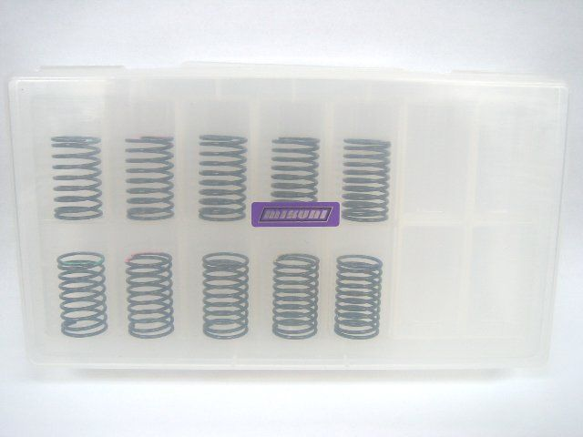 SPS-340  PLIABLE D-SPRING 34mm WHOLE SET WITH CASE