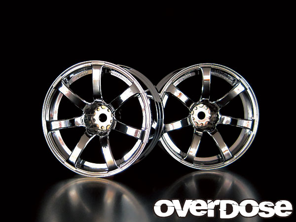 OVERDOSE OD1192 WORK EMOTION XT7 (HIGH CHROME / OFF +7)