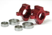 SSAN-02RE  Aluminum knuckle red