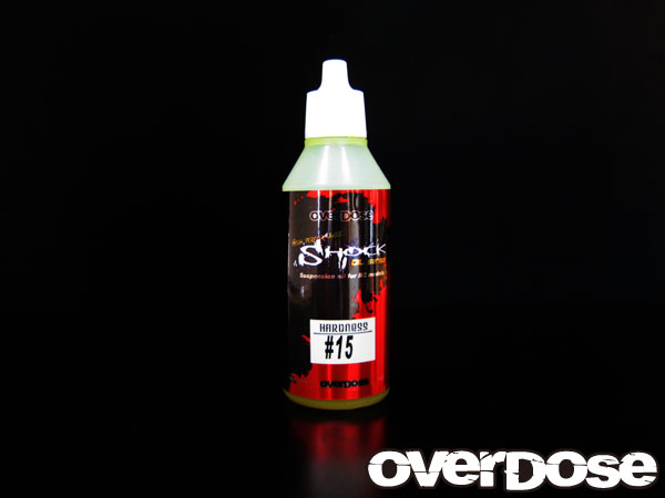 OVERDOSE OD1155 High-performance shock oil # 25