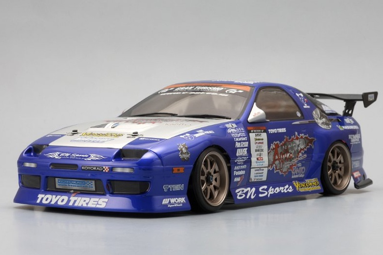 SD-TSFCSA  Team SAMURAI Project FC3S