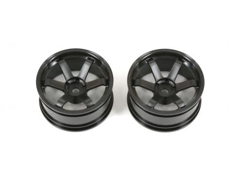 DL329  MS-37SL Wheel Offset + 7 (Black)