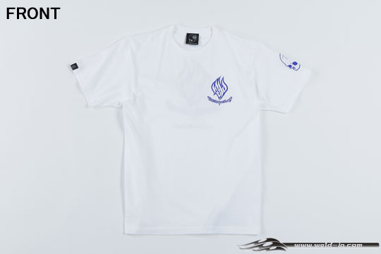 ODW076  Weld T-shirt (short sleeve) Color / White Size / XXL
