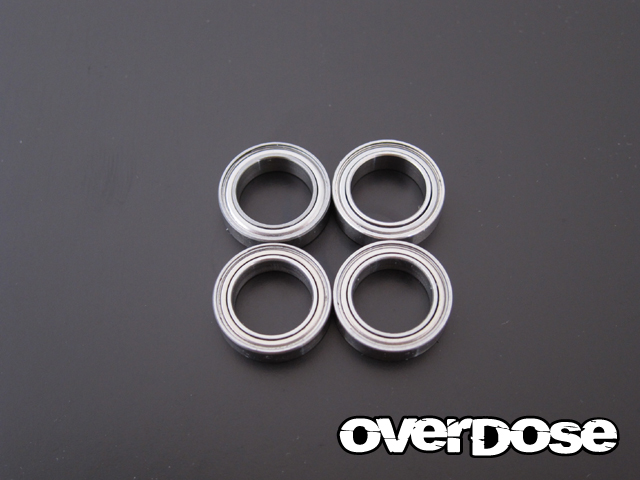 OVERDOSE OD1030 low friction ball bearing 10 × 15 × 4mm (4pcs)