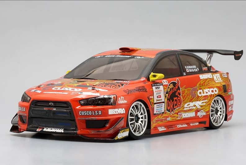 SD-EVXSA  YUKE'S CUSCO LANCER Evolution X