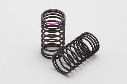 D-171P Progressive Drift Spring Fai1.2 × 10.5 Turn (Pink)