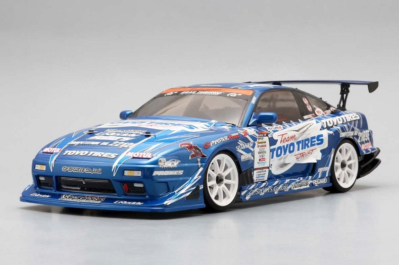 SD-TY18SA   Team TOYO TIRES DRIFT with GP SPORTS 180SX