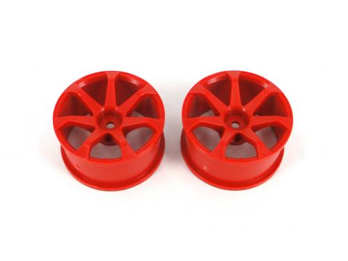 DL101  MS7 Wheel 2 pcs offset+2