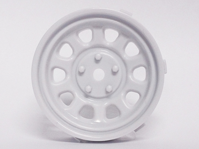 "TT-7615 ""Super RIM"" DISC ""Sunflower"" Heavy WHITE 2pcs"