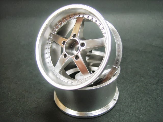 DW-1123MS  WORK EQUIP wheel offset3 matte silver