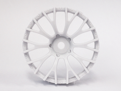 "TT-7630 ""Super RIM"" DISC ""Daisy"" White 2pcs"