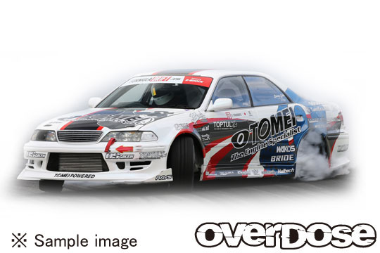 OD2503 TOYOTA JZX100 MARKⅡ TEAM Kenji with TOMEI POWERED KIT WITH CLEAR BODY