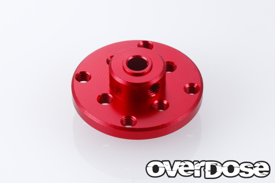 OVERDOSE OD1512 Spur gear holder  /Vacula, Divall /Red