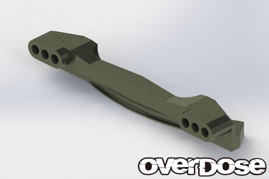 OVERDOSE OD2548 Curved Slide Rail (For OD2397)