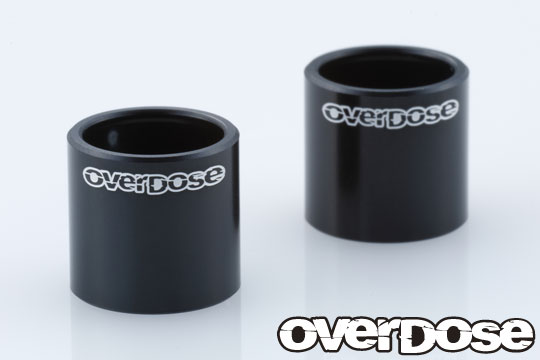 OVERDOSE OD1962a  Cup joint sleeve (2Pcs) Black/XEX