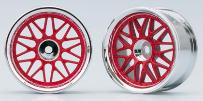 TW-1313R  Ten mesh wheel (Red)