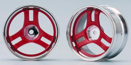 TW-1513R  ADVAN Super Racing Ver2 · Red