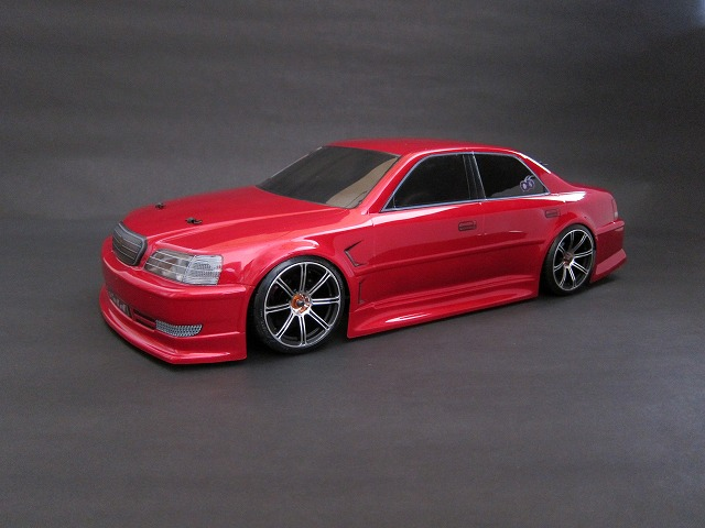 OVERDOSE OD1022a Toyota JZX100 Clear Body (195mm)