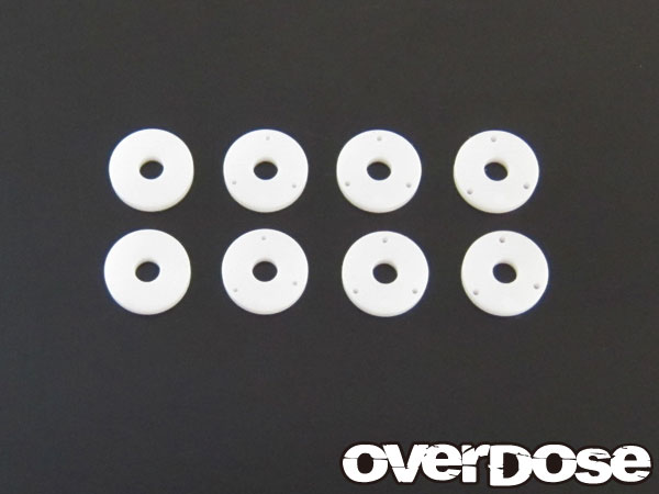 OVERDOSE OD1243 PTFE Shock Piston Set (for DIB/DRB)
