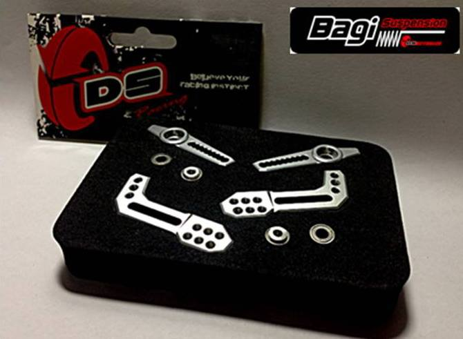 BS-001  Bagi suspension (1 set/ Silver)