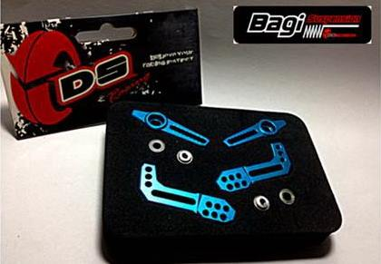 BS-003  Bagi suspension (1 set/ Blue)