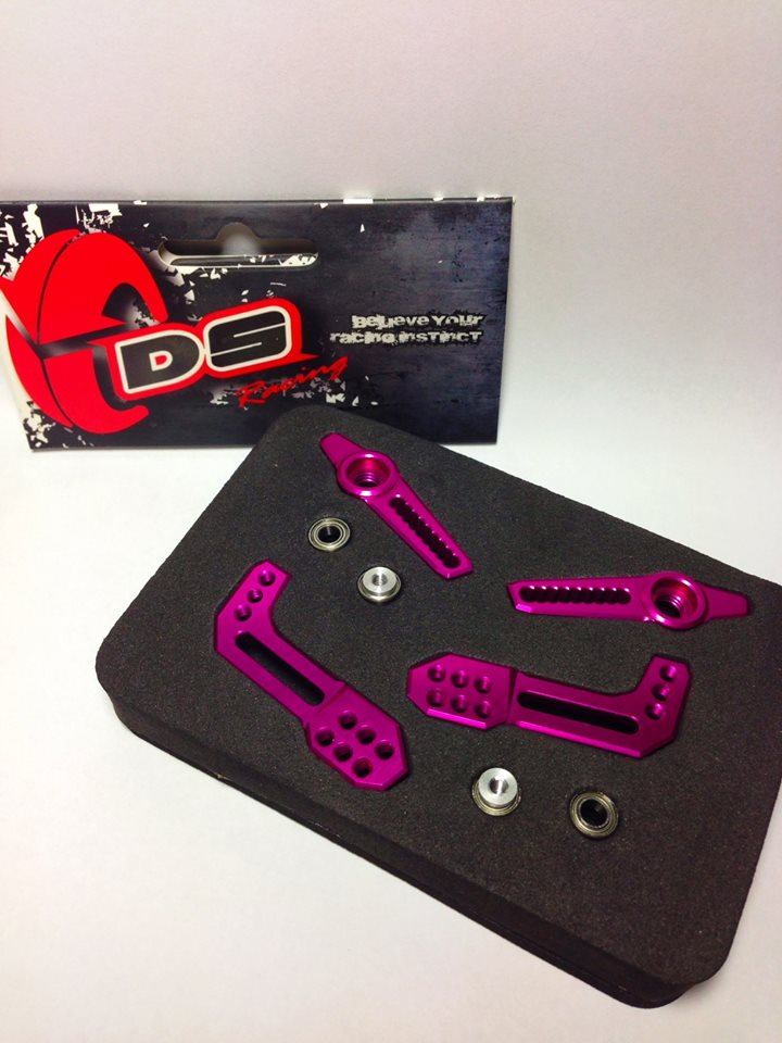 BS-006  Bagi suspension (1 set/ Pink)