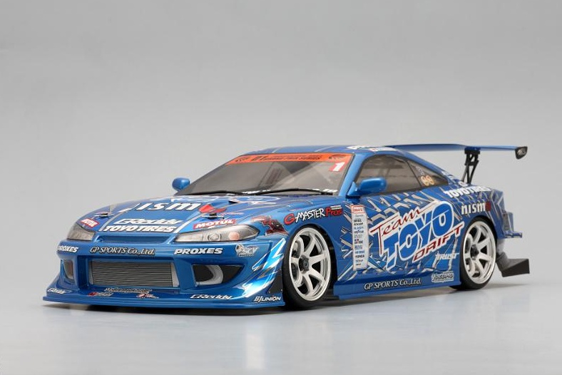 SD-TY15SA  Team TOYO with GP SPORTS S15 SILVIA