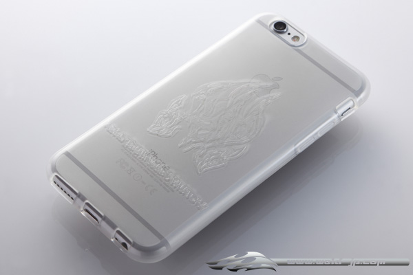 OVERDOSE OD1992 iPhone 6 Case Clear / Flame Type