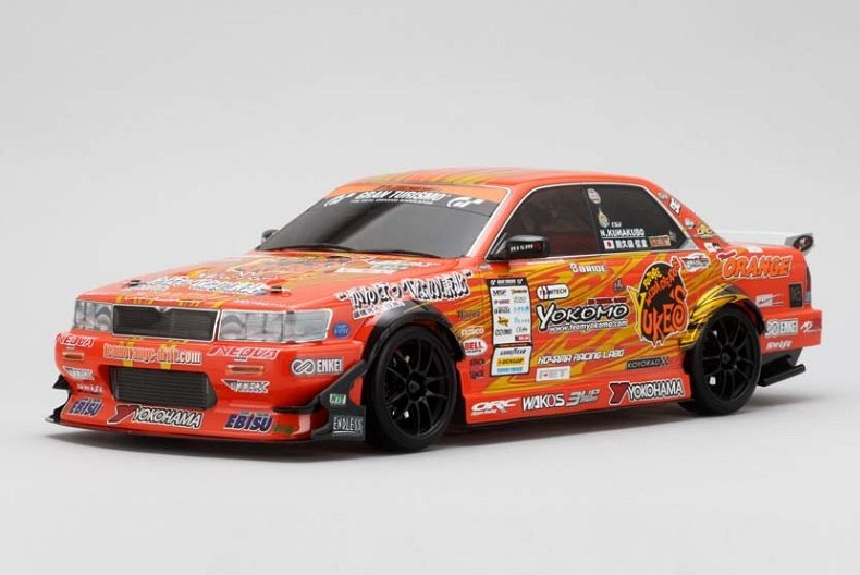 SD-C33SA Body Set for YUKES Team ORANGE C33