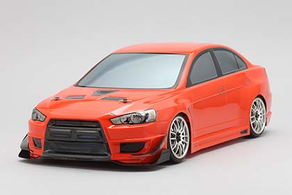 SD-EVXB  Yukes Cusco Lancer Evolution X  (Graphic Decal less)
