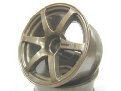 DW-1323BR   AVS model T6 wheel offset3 bronze