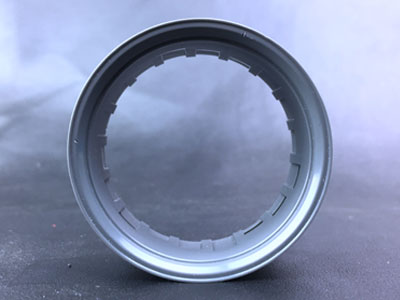 "TT-7523 ""Super RIM"" RIM type 01 Cool GRAY 2pcs"