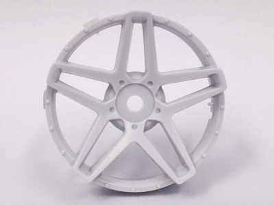 "TT-7556  ""Super RIM"" DISC ""Southern Cross"" Heavy WHITE 2pcs"