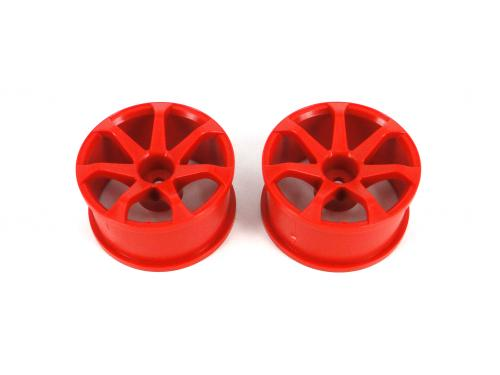 DL102  MS7 Wheel 2 pcs offset+5