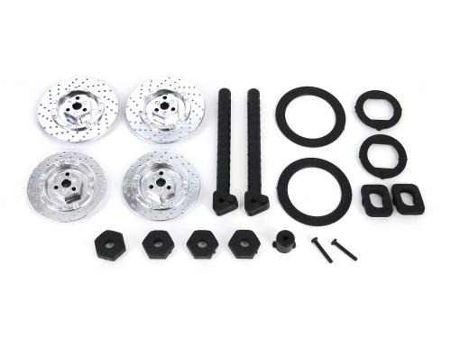 DL131  EVOL Plastic Accessories Set