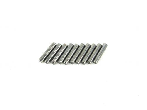 DL124  2x9.8mm Pin