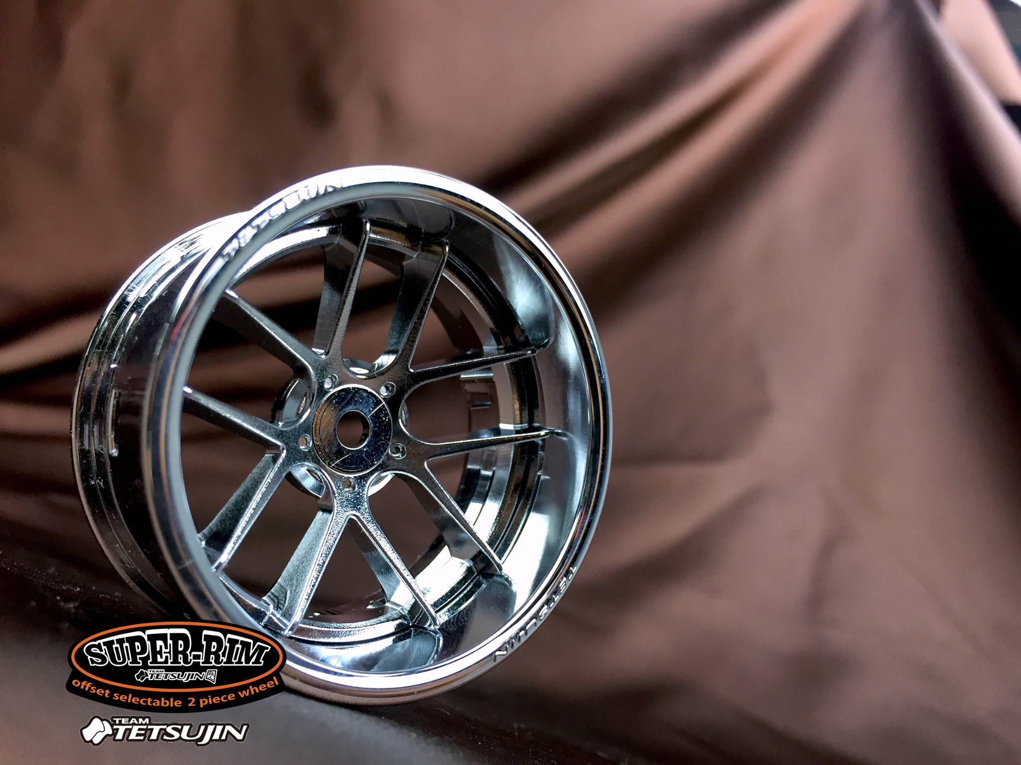 TT-7584  Super rim Chrome RIM02/Jasmine