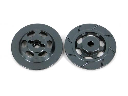 DL170  EVOL Aluminum Hub with Brake Rotor (2p)