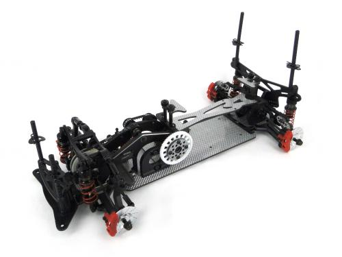 DL500  WeightShift-MEISTER Re-R HYBRID Chassis Kit