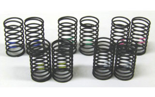 DS-28S  DRIFT SPRING BLACK EDITION length 28mm) SOFT 2 pcs.