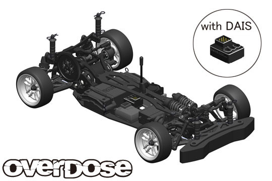 OVERDOSE OD2501 GALM Chassis Kit with DAIS