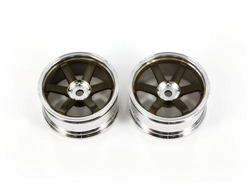 DL392   MS-37SL Wheel Offset + 5 (Bronze / Glossy Plating)