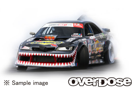 OD2504 TOYOTA JZX90 MARKⅡ MASUDA☆RACING KIT WITH CLEAR BODY