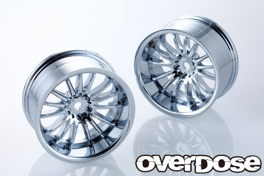 OVERDOSE OD2386 WORK XSA 05C (Chrome/OFF+7)