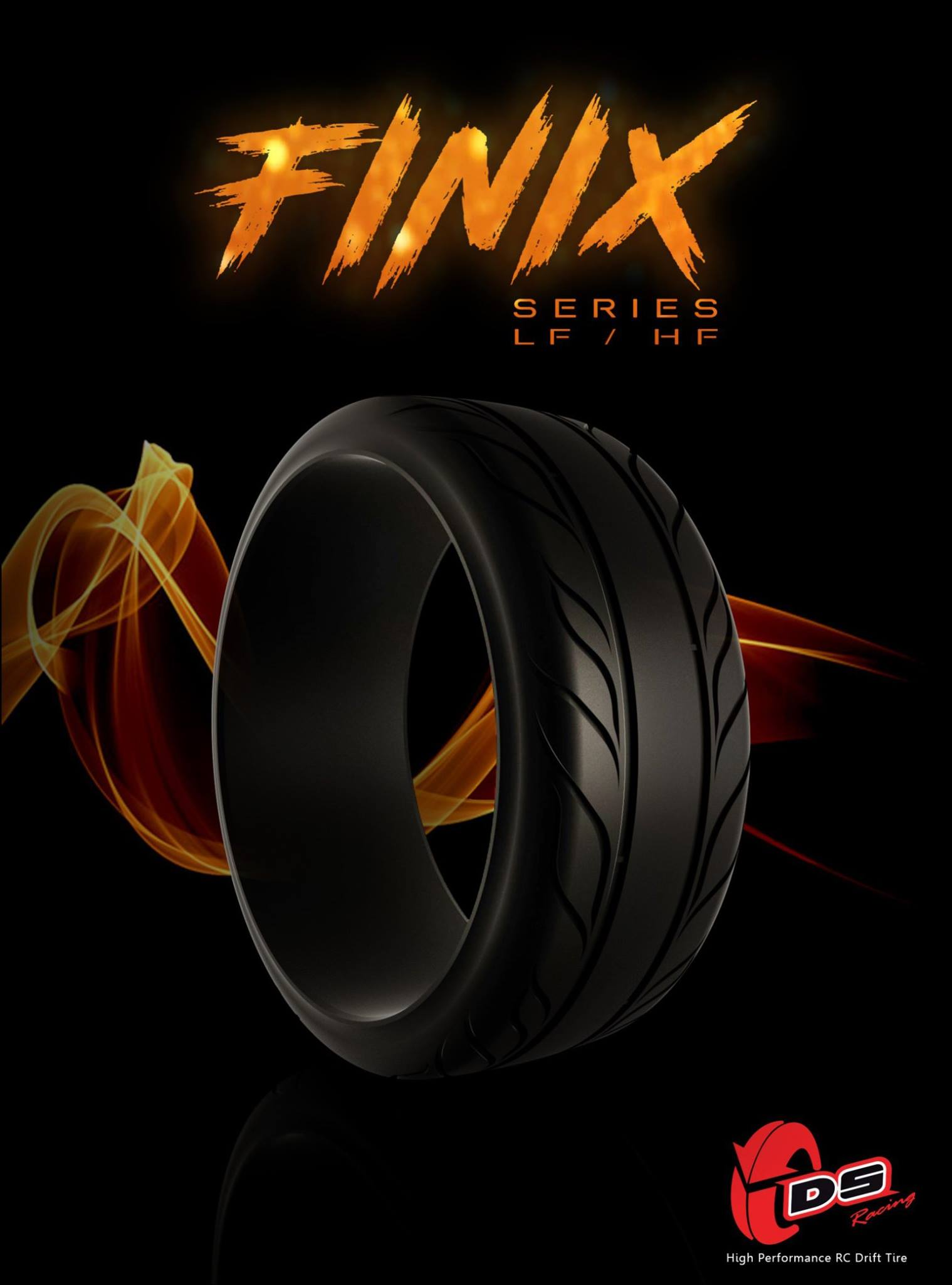 DS-RACING FINIX LF-3SE (4pcs.)